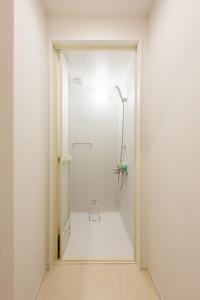 2ヶ所のシャワーブースを完備